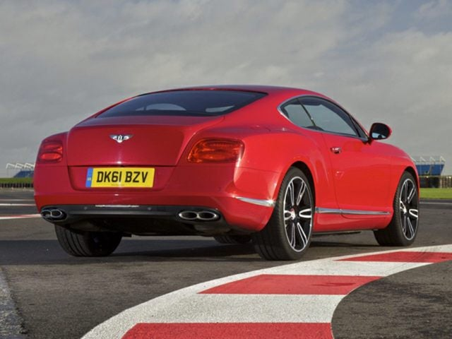 2014 Bentley Continental Gt V8 In Rancho Mirage Ca Palm Springs