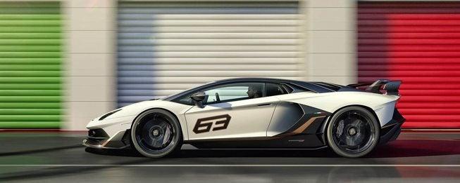 2019 Lamborghini Aventador Svj Rancho Mirage