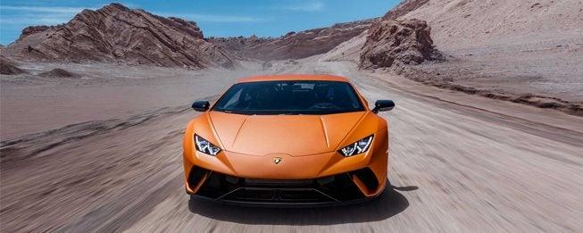 2018 Lamborghini Huracan Performante Rancho Mirage Ca