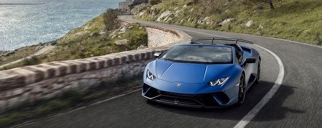 2018 Lamborghini Huracan Performante Spyder Rancho Mirage Ca