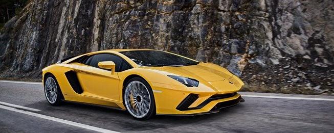 2019 Lamborghini Aventador S Coupe