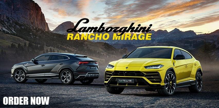 2019 Lamborghini Urus Rancho Mirage Ca Lamborghini Rancho Mirage