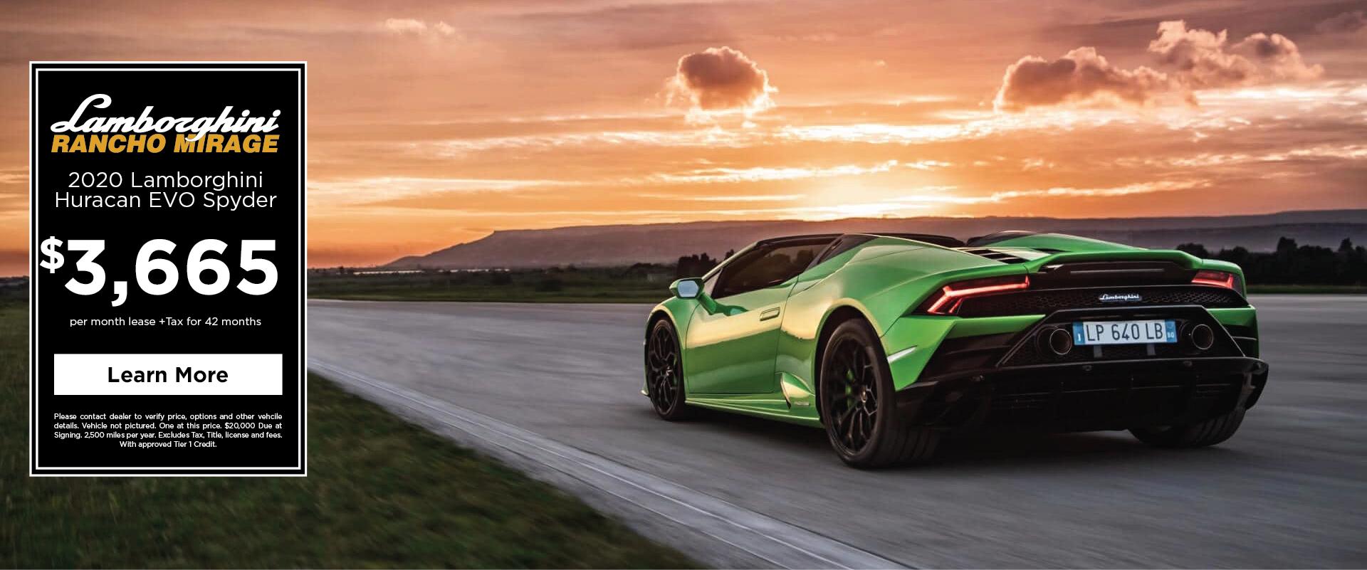 Lamborghini Huracan Lease >> Lamborghini Dealer In Rancho Mirage Ca Used Cars Rancho